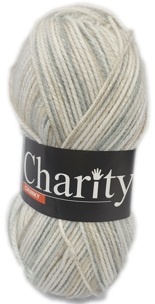 CHARITY CHUNKY PRINT 100g-COL.238 WHALE OF A TIME 1