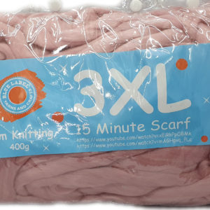 3 XL ARM KNITTING 400g-COL.73 DUSTY PINK 8