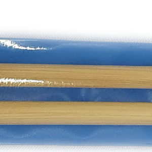 BAMBOO KNITTING NEEDLES 30cm 14