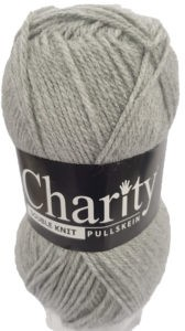 CHARITY PULLSKEIN DOUBLE KNIT-COL.011 SILVER GREY 4