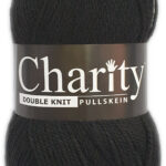 CHARITY PULLSKEIN DOUBLE KNIT-COL.171 MARRON BROWN 2