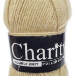 CHARITY PULLSKEIN DOUBLE KNIT-COL.075 GRAVEL 3