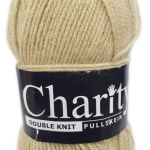 CHARITY PULLSKEIN DOUBLE KNIT-COL.025 BEIGE 9