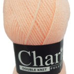 CHARITY PULLSKEIN DOUBLE KNIT-COL.075 GRAVEL 2