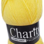 CHARITY PULLSKEIN DOUBLE KNIT-COL.011 SILVER GREY 3