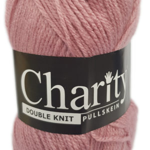 CHARITY PULLSKEIN DOUBLE KNIT-COL.053 PALE ROSE 6