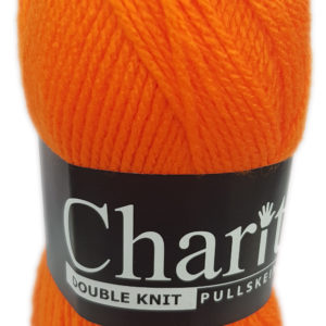 CHARITY PULLSKEIN DOUBLE KNIT-COL.148 SUNSET 8