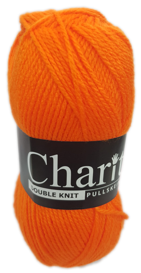 CHARITY PULLSKEIN DOUBLE KNIT-COL.148 SUNSET 1
