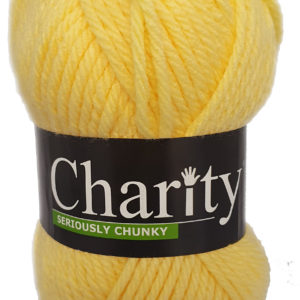 CHARITY SERIOUSLY CHUNKY 150g-COL.080 BANANA 9