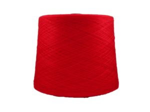 INDUSTRIAL YARN -IMPORTED PER KG-COL.CHILLY RED 4