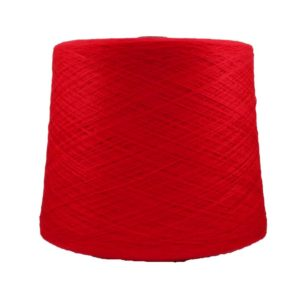 INDUSTRIAL YARN -IMPORTED PER KG-COL.CHILLY RED 13