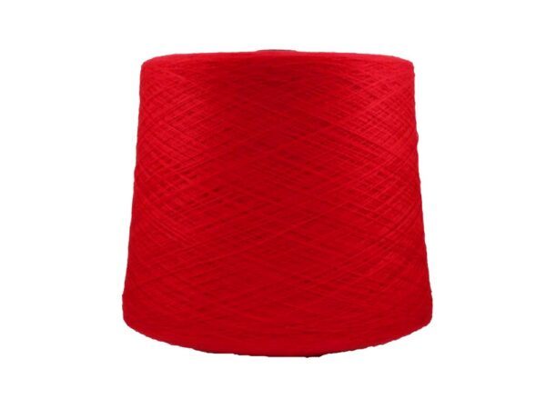 INDUSTRIAL YARN -IMPORTED PER KG-COL.CHILLY RED 1