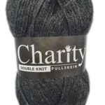 CHARITY PULLSKEIN DOUBLE KNIT-COL.146 TIGER CERISE 3