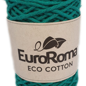 ECO-COTTON 200g-COL.810 GREEN 13