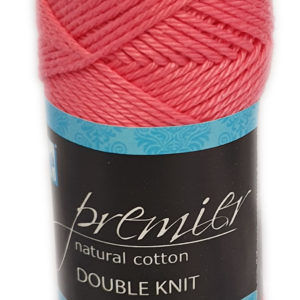 PREMIER NATURAL COTTON D.K 50g-COL.029 CORAL 9