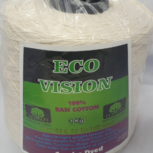 ECO-VISION RAW COTTON 1Kg 6