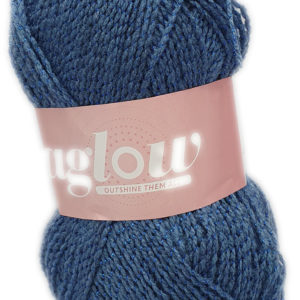 AGLOW 100g COL.050 DENIM 8