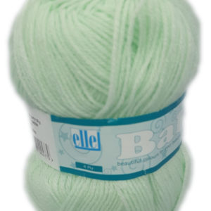 BABY 4 PLY 50g-COL.028 APPLE GREEN 6