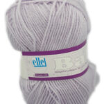 CROCHET No.5 CONES 250g-COL.101 GRAPE 2
