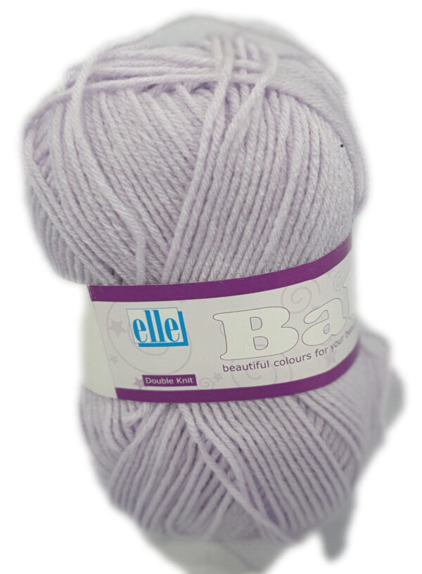 BABY D.K 50g-COL.071 PALE LILAC 1