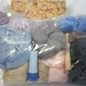 NEEDLE FELTING KIT 13