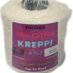 INDUSTRIAL YARN -IMPORTED PER KG-COL.CHILLY RED 3