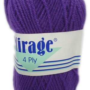 MIRAGE 4 PLY 25g-COL.064 VIOLET 13