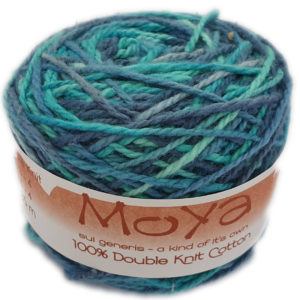 MOYA COTTON D.K 50g-COL.AQUAMARINE 14