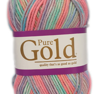 PURE GOLD D.K PRINT 100g-COL.158 SHOCKWAVE 10