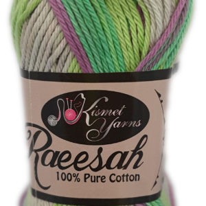 RAEESAH SOFT COTTON PRINT 50g-COL.53 12