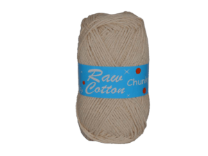 RAW COTTON CHUNKY NATURAL 250g 4