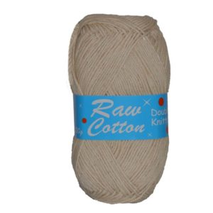 RAW COTTON D.K NATURAL 250g 12