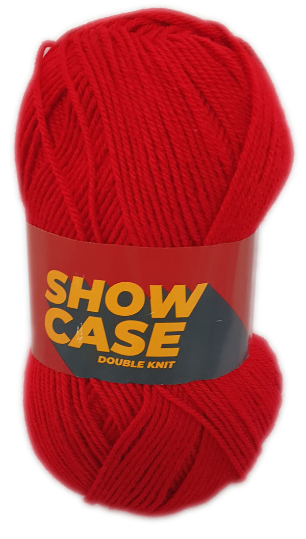 SHOW CASE 100g-COL.169 CHERRY RED 1