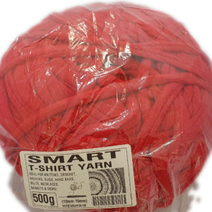 SMART T-SHIRT YARN 500g-RED 11