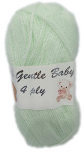 SOFT & GENTLE 4 PLY 50g-COL.BB1 PALE APPLE 4