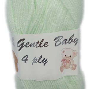 SOFT & GENTLE 4 PLY 50g-COL.BB1 PALE APPLE 10