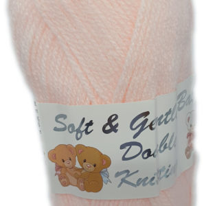 SOFT & GENTLE  D.K 50g-COL.BB8 PALE APRICOT 6