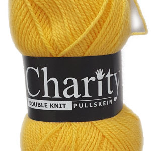 CHARITY PULLSKEIN DOUBLE KNIT-COL.057 SUNSHINE 7
