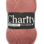 CHARITY PULLSKEIN DOUBLE KNIT-COL.051 SCHOOL GREY 2