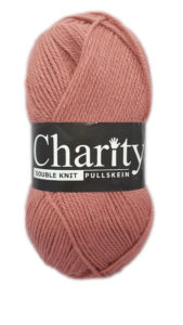 CHARITY PULLSKEIN DOUBLE KNIT-COL.079 TEABERRY 4