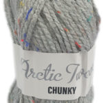 ARCTIC TWEED CHUNKY-COL.1199 PEPPER 3