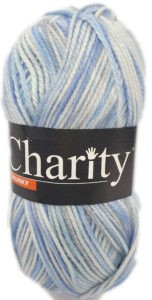 CHARITY CHUNKY PRINT 100g-COL.243 ALL THE WAVE 4
