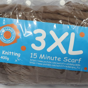 3 XL ARM KNITTING 400g-COL.151 FOSSIL 12