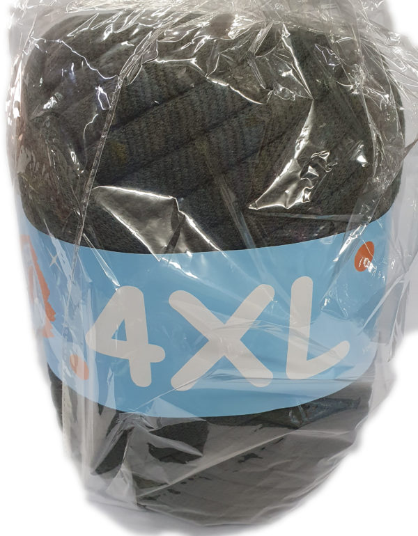 4 XL ARM KNITTING 1Kg-COL.DARK GREY 1