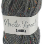 ARCTIC TWEED CHUNKY-COL.1199 PEPPER 2