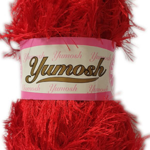 YUMOSH 100g-COL.946 RED 2
