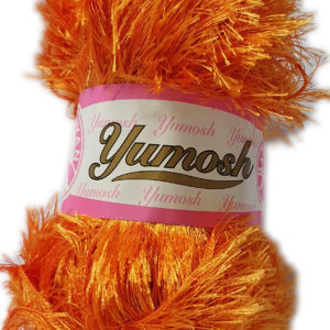 YUMOSH 100g-COL.960 ORANGE 8