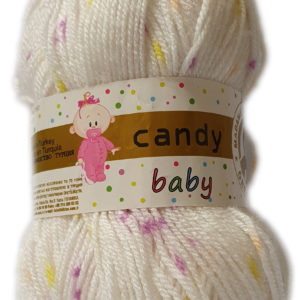 CANDY BABY 100g-COL.370 4