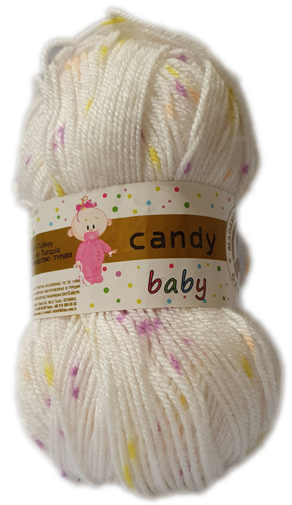 CANDY BABY 100g-COL.370 1