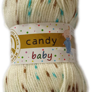 CANDY BABY 100g-COL.377 6